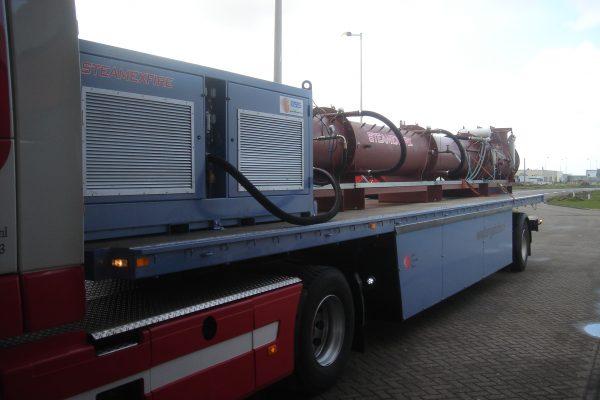 Steamexfire 2500 truck